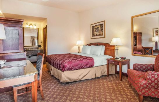 Chambre Econo Lodge Inn and Suites Madras Chatea