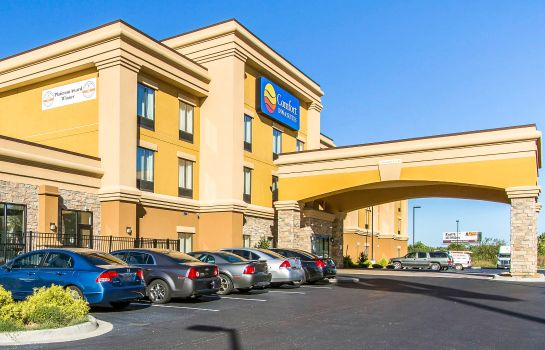 Exterior view Hampton Inn Oak Grove Fort Campbell