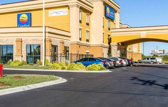 Vista exterior Comfort Inn & Suites Fort Campbell