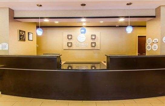 Hol hotelowy Comfort Inn & Suites Fort Campbell