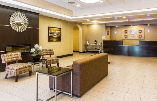 Lobby Hampton Inn Oak Grove Fort Campbell
