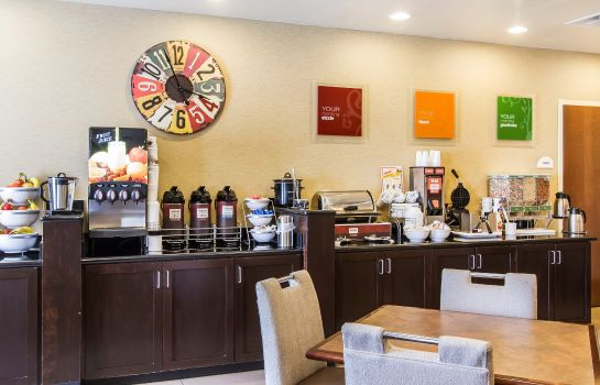 Restaurant Hampton Inn Oak Grove Fort Campbell