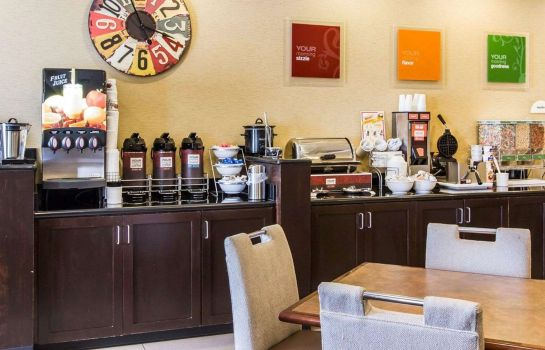 Restauracja Comfort Inn & Suites Fort Campbell