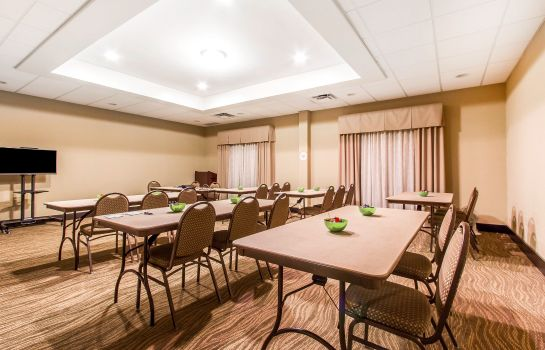 Conference room Hampton Inn Oak Grove Fort Campbell