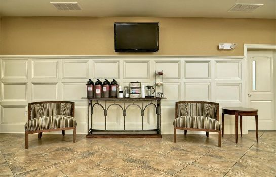 Hotelhalle Comfort Inn & Suites Fort Smith