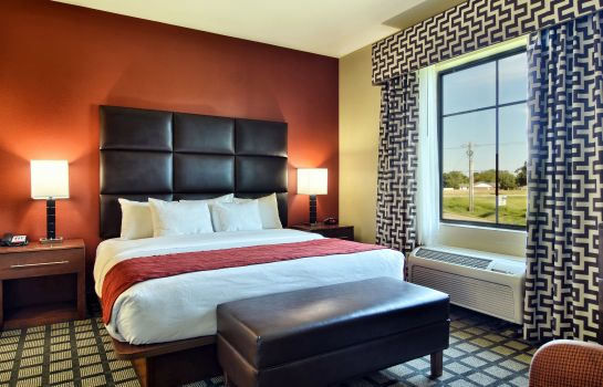 Zimmer Comfort Inn & Suites Fort Smith