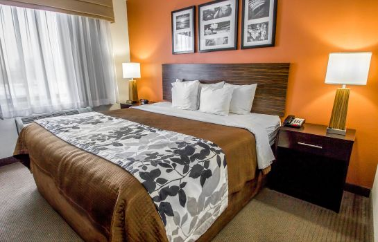 Kamers Sleep Inn and Suites near JFK Air Train