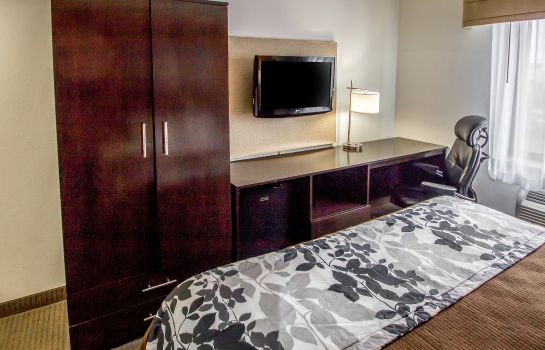 Room Sleep Inn and Suites near JFK Air Train