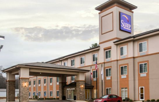 Vista exterior Sleep Inn & Suites Marion