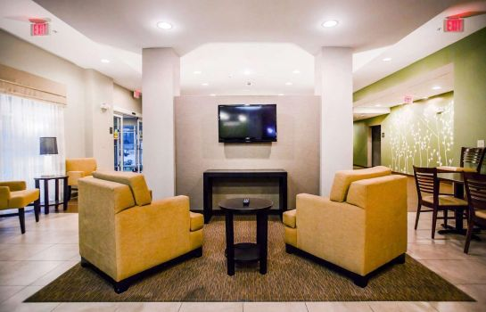 Hotelhal Sleep Inn & Suites Marion