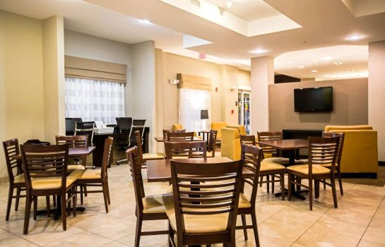 Restaurante Sleep Inn & Suites Marion