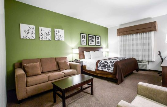 Suite Sleep Inn & Suites Marion