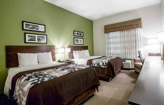 Zimmer Sleep Inn & Suites Marion