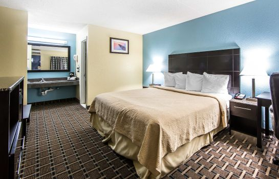 Zimmer Quality Inn & Suites West Waterpark