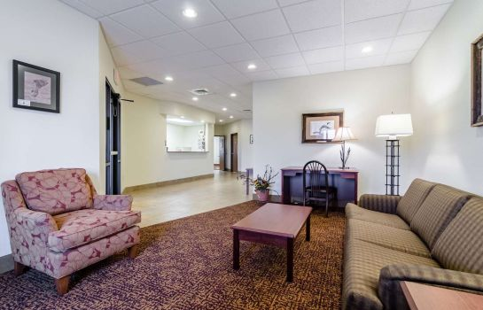 Lobby RODEWAY INN AND SUITES HOISINGTON RODEWAY INN AND SUITES HOISINGTON