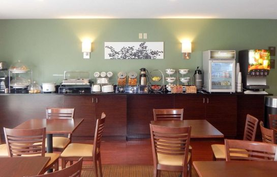 Ristorante Sleep Inn & Suites Evergreen