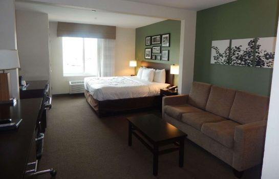 Suite Sleep Inn & Suites Evergreen