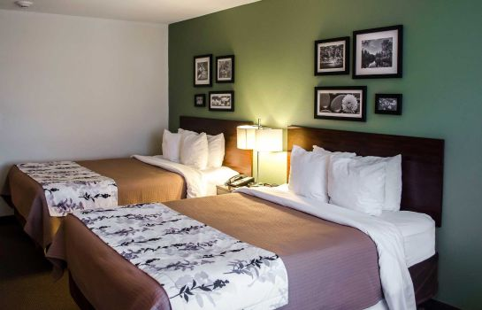 Kamers Sleep Inn & Suites Evergreen