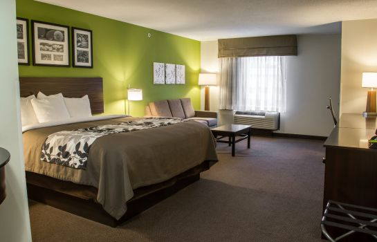 Suite Sleep Inn & Suites Harbour Pointe