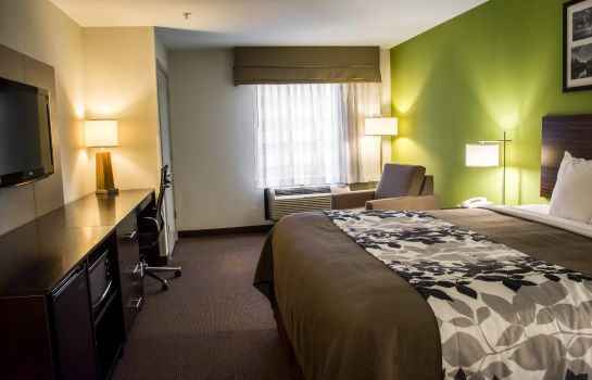 Zimmer Sleep Inn & Suites Harbour Pointe