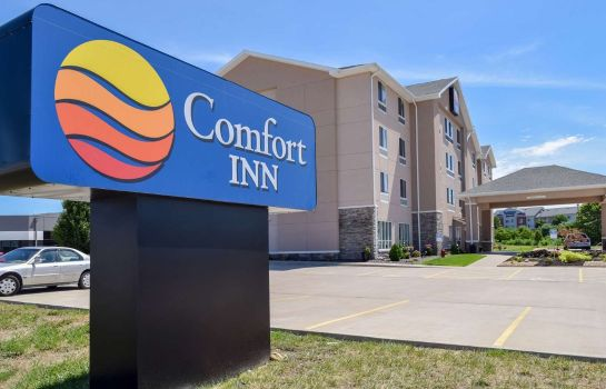 Außenansicht Comfort Inn and Suites