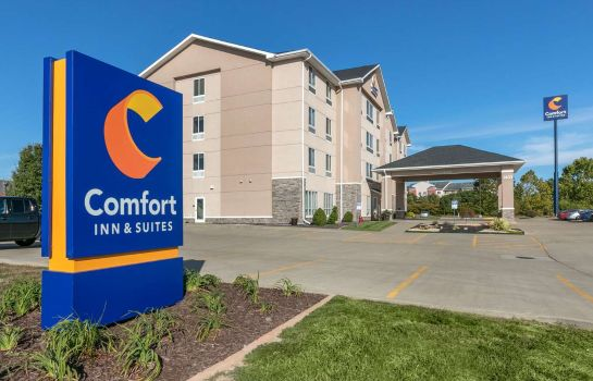 Vista exterior Comfort Inn and Suites