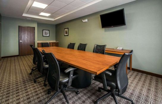 Conference room Comfort Inn Marion