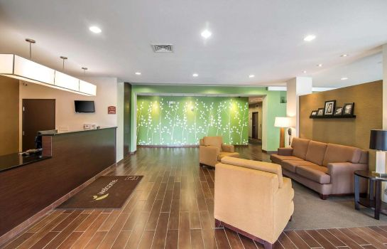 Hol hotelowy Sleep Inn & Suites Haysville