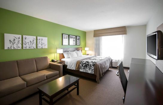 Suite Sleep Inn & Suites Haysville
