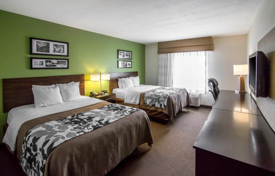 Zimmer Sleep Inn & Suites Haysville
