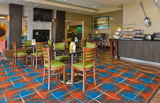 Restaurant Comfort Inn & Suites Junction City