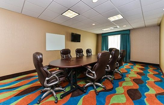 Sala konferencyjna Comfort Inn & Suites Junction City