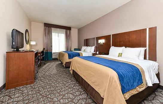 Chambre Comfort Inn & Suites Junction City