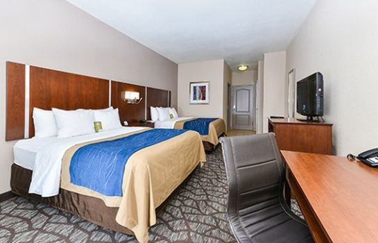 Zimmer Comfort Inn & Suites Junction City