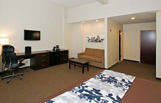 Suite Sleep Inn & Suites Downtown Inner Harbor