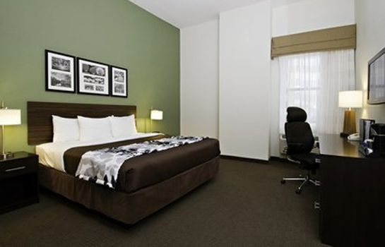 Zimmer Sleep Inn & Suites Downtown Inner Harbor