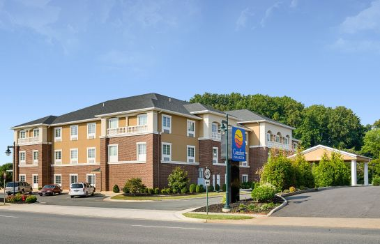 Vista esterna Comfort Inn & Suites Orange - Montpelier