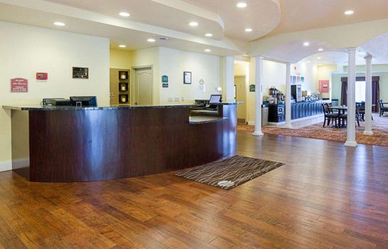 Hol hotelowy Comfort Inn and Suites Orange - Montpeli