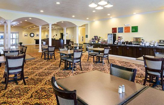 Restauracja Comfort Inn and Suites Orange - Montpeli