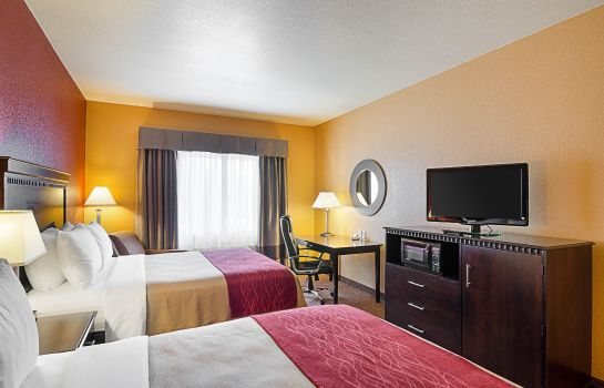 Kamers Comfort Inn & Suites Orange - Montpelier