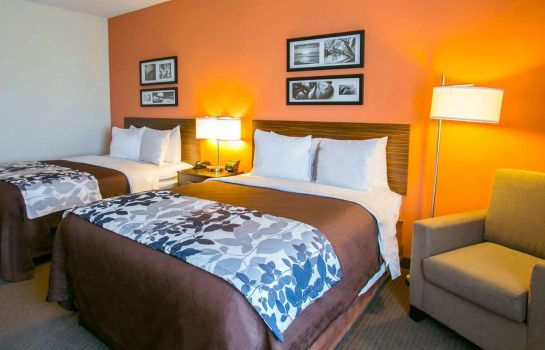Buitenaanzicht Sleep Inn & Suites Austin - Northeast