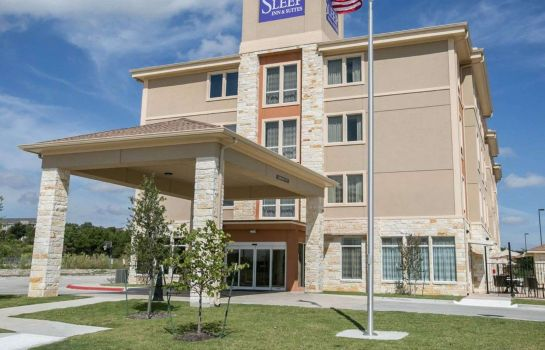 Außenansicht Sleep Inn & Suites Austin - Northeast