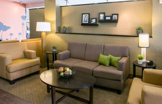 Hotelhalle Sleep Inn & Suites Austin - Northeast