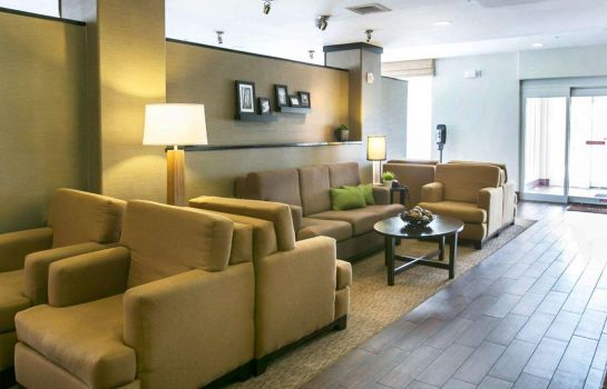Lobby Sleep Inn & Suites Austin - Northeast