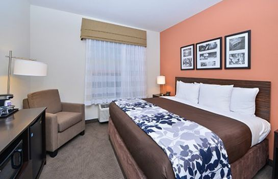 Room Sleep Inn & Suites Austin - Northeast