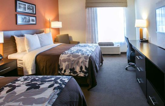 Kamers Sleep Inn & Suites Austin - Northeast