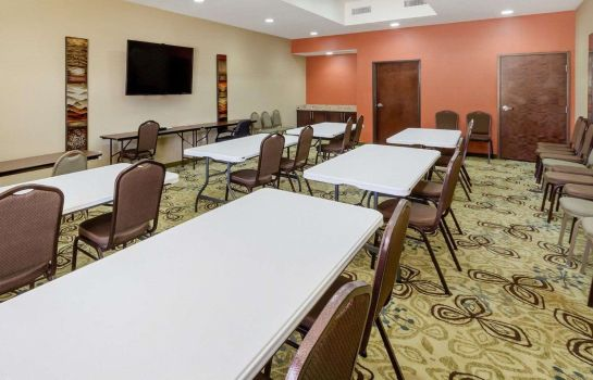 Conference room Comfort Suites Cotulla