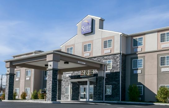 Außenansicht Sleep Inn & Suites Harrisburg - Hershey North