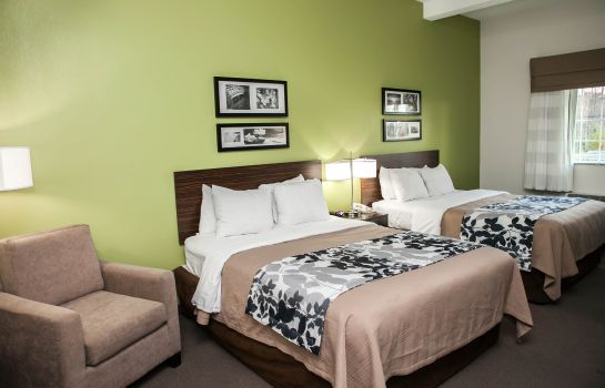 Pokój Sleep Inn & Suites Harrisburg - Hershey North