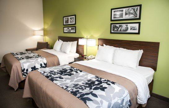 Chambre Sleep Inn & Suites Harrisburg - Hershey North
